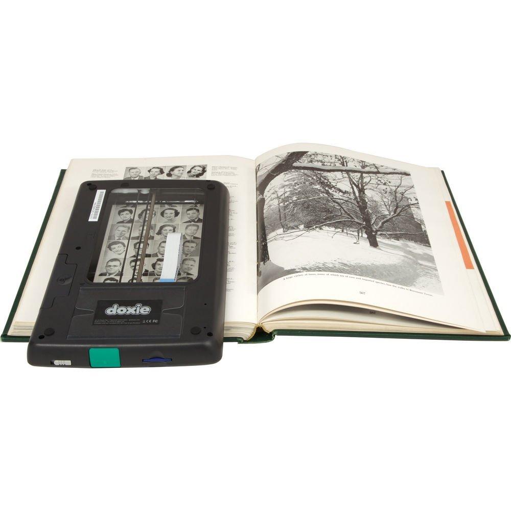 Doxie Flip Book Scanning